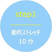 SETP1 動的ストレッチ