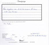 témoignage séance bébé MD Photographies - Magali Deschamps