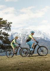 e-Mountainbikes und Ausstattung können Sie in Ahrensburg vergleichen und kaufen.