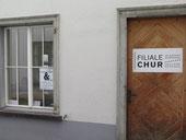 Unsere Kunstschule in Chur: Die Filiale Chur