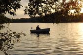 Les lacs et la Pêche (Lac de Feyt)