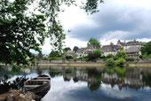 Les rivières (La Dordogne) Argentat