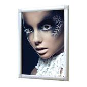 Aluminium Klapprahmen für Poster und Plakate