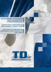 TD Professional® Hygienekleidung