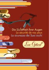 Lux Optical® Schutzbrillen