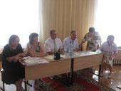 Защита письменных экзаменационных работ - июнь 2013