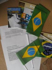Direkt von der Botschaft Brasilien aus Berlin