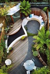 petit espace en ville jardin de ville aix en provence