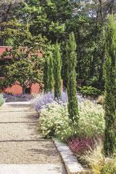 créer un jardin en Provence