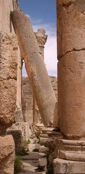 Bacchus-Tempel, Baalbek/Libanon
