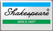 Firmenlogo Shakespeare Fischereiartikel Hersteller