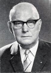 dudweiler, ehrenbuerger, heinrich jenewein, 1967