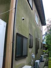 外壁リフォーム施工実績:外壁塗装前