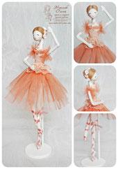 Балерина тряпиенса (корейская куколка) Маслик Ольга