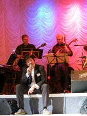 Sänger Dirk Kubitschek