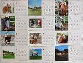 馬カレンダー2013