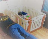 キッズスペースがあるので札幌市中央区の札幌中央整骨院ではお子様連れも安心です♪
