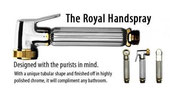 Royal Handspray bidet