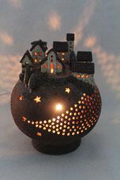 クリスマスの灯り