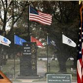 Veterans' Memorial Room