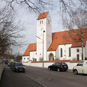 St. Qurin an der Ubostraße