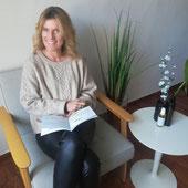 Barbara Schindler, Ernährungstrainerin. Wien, 2017