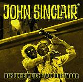 CD Cover John Sinclair - Der Unheimliche von Dartmoor