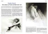 Artikel in der Zeitschrift, Erste zwei Seiten