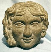 Testina stile Etrusco
