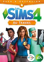 Sims4 Au travail