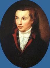 Friedrich von Hardenberg - Novalis (1772 - 1801)