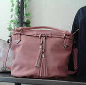 handtasche rosa frühling 2015