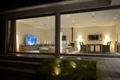 Beleuchtung für den Innen- und Aussenbereich