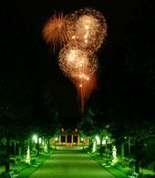 Feuerwerk Mai/August