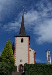 Kath. Kirche Bad Bocklet