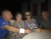 Rene, Ingrid, Jutta und Kurt