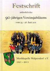 90 Jahre Musikkapelle