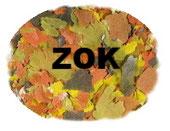ZIERFISCHFUTTER - HAUSMARKE  Zoo KELLNER