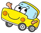 自動車 キャラクター