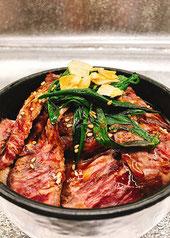 Grilled Hitachi Beef skirt steak, Teppan Dining Danran, hibiya oedo matsuri