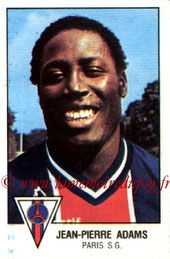 N° 237 - Jean-Pierre ADAMS