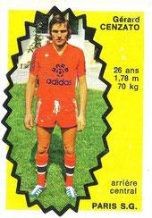 N° 209 - Gérard CENZATTO