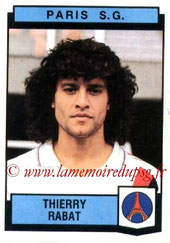 N° 292 - Thierry RABAT