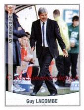 N° 264 - Guy LACOMBE (Janv 2006-Janv 2007, Entraîneur PSG > 2010-11, Entraîneur Monaco)