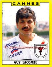 N° 065 - Guy LACOMBE (1988-89, Cannes > Jan 2006-Jan 2007, Entraîneur PSG)
