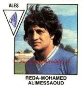 N° 334 - Mohamed ALI MESSAOUD (1976-77, PSG > 1978-79, Ales, D2)