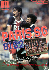 bis1981-01-xx - Paris SG 81-82 (PAC, 214 pages) OK