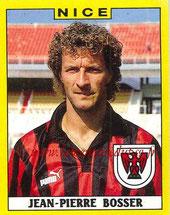 N° 237 - Jean-Pierre BOSSER (1988-89, Nice > 1989-91, PSG)