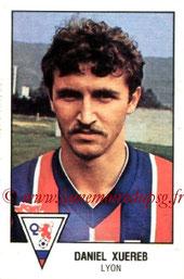 N° 090 - Daniel XUEREB (1978-79, Lyon > 1986-89, PSG)