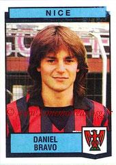 N° 260 - Daniel BRAVO (1987-88, Nice > 1989-96, PSG)
